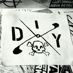 DIY or DIE patches