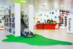 HJØRRING Interior Library Design by Bosch & Fjord_1