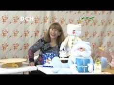 Pascuero con Pijama en pañolenci paso a paso- Yasna Pino - Casa Puchinni - YouTube