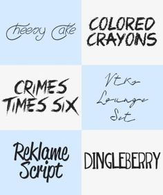 98 Best Fonts images in 2016 | Hand type, Letter fonts