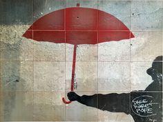 Custom Printed Tiles Decorative Tile Murals in Australia 2017 Design, Tile Projects, Tile Murals, Decorative Tile, Urban Art, Graffiti, Tiles, Inspiration, Color