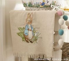 Peter Rabbit Easter Runner #pbkids