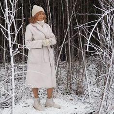 PITKÄT NEULOTUT SUKAT JOULUNA · Kristallikimara Raincoat, Winter Jackets, Fashion, Rain Jacket, Winter Coats, Moda, Winter Vest Outfits, Fashion Styles