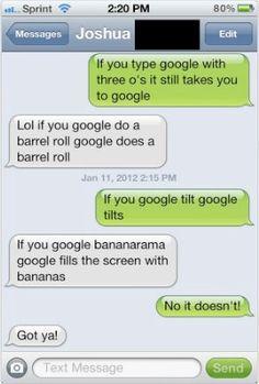 WHAT. Google amazes me.