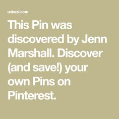 This Pin was discovered by Jenn Marshall. Discover (and save!) your own Pins on Pinterest.