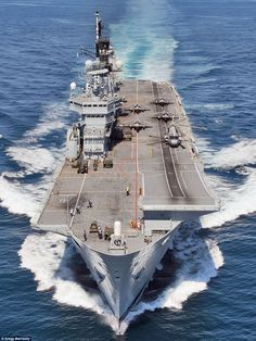 Dismantling Ark Royal and Decimating History - Ark Royal now being turned into tin cans and razor blades at a Turkish shipyard. The British Government just committed the most heinous crime? Ark Royal should have been...