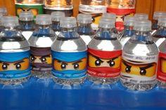 ninjago lego birthday water
