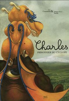 Charles, prisonnier du cyclope par COUSSEAU, ALEX*TURIN, PHILIPPE-HENRI