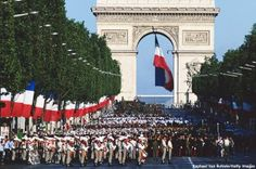 bastille day history origin