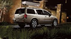 2015 nissan armada colors