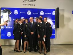 Fernández Díaz preside la gala con la que la Policía Nacional celebra sus más de 2.000.000 de seguidores en Twitter