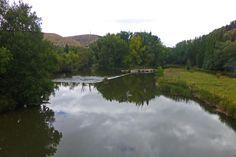 Río Duero a su paso por Soria