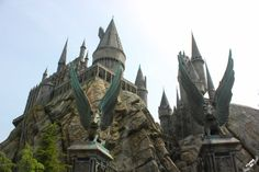 Inside look at the Wizarding World of Harry Potter, Universal Studios Hollywood!