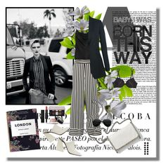 """""""I Was Born This Way"""" by jacque-reid ❤ liked on Polyvore featuring By Malene Birger, Protagonist, Joseph, Calvin Klein Underwear, Mercedes Castillo, STELLA McCARTNEY, Børn and Givenchy"""