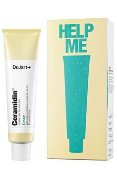 If you're lucky enough to get your hands on one, this tube is a serious skin saver (as the packaging suggests). Dr. Jart+ Ceramidin Cream, $48, available at Birchbox. #refinery29 http://www.refinery29.com/dr-jart-best-sellers#slide-1