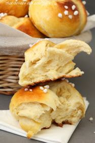 Aux délices des gourmets: BRIOCHE PORTUGAISE ROULÉE Food Truck, Biscuits, Food And Drink, Ice Cream, Meals, Cooking, Breakfast, Healthy, Pastries