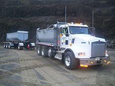 Western star trucks, The works and Trucks on Pinterest