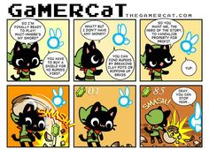 GaMERCaT: Professional Pot Smasher (7)