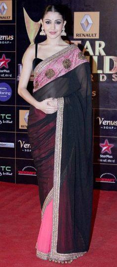 Celebs flaunt the sari