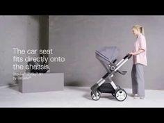 Stokke Trailz All Terrain Stroller Baby Mode Australia - YouTube