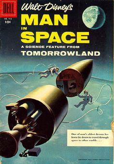 Walt Disney's Man in Space, 1956