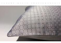 Aston Martin luxury home linen collection by Emilia Burano, Venice-Italy