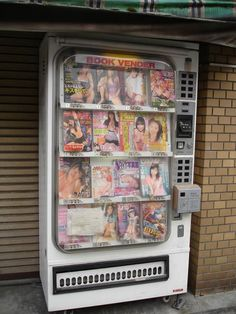 Vending machines are everywhere, delivering just about anything you can think of, from eggs to live lobsters. Meet some of the strangest vending machines from around the world. Vending Machines In Japan, Weird But True, Kyushu, The Old Days, Photo Reference, Aesthetic Pictures, Vintage Japanese, Old Things, Images