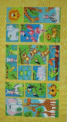 Red Rooster Fabric - Alligator Tales