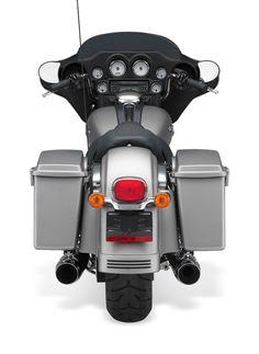 #harley davidson flhx street glide 2009 #motorcycles