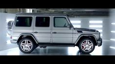Christian's Silver Mercedes G Wagon - Chapter 8