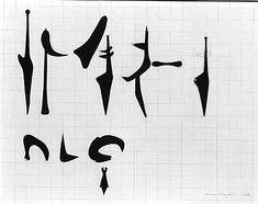 worksheets for sculpture - Isamu Noguchi