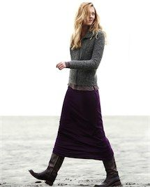 Product Image of Jersey Maxi Skirt