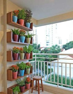 Small garden design ideas are not simple to find. The small garden design is unique from other garden designs. Space plays an essential role in small garden design ideas. The garden should not seem very populated but at the same… Continue Reading → Small Balcony Garden, Home And Garden, Apartment Garden, Small Garden, Garden Design, Indoor Garden, Vertical Garden Diy, Garden Decor, Indoor Plants