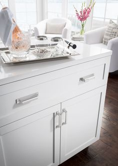 Top Knobs Introduces Barrington™ Collection. Kitchen Drawer ...