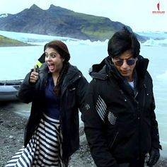 """""""Are they perfect or are they perfect? Bollywood Couples, Bollywood Actors, Dilwale 2015, Richest Actors, Rohit Shetty, Sr K, Shahrukh Khan, Throwback Thursday, More Cute"""