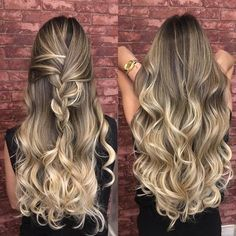 Made of virgin human hair. Hair color: As picture shown. Each hair individually implanted and hand-tied. Dark Ombre Hair, Brown Blonde Hair, Ombre Hair Color, Brown To Blonde Balayage, Cabelo Ombre Hair, Hair Color Balayage, Bayalage, Bronde Balayage, 100 Human Hair Wigs