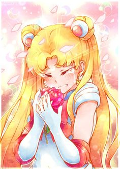 Don't cry usagi /: