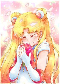 Don't cry usagi /: