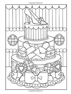 Creative Haven Designer Desserts Coloring Book (Creative Haven Coloring Books): Eileen Rudisill Miller, Creative Haven: 9780486496320: Amazon.com: Books