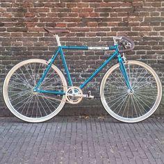 #fixie #fixedgear #singlespeed #bike  www.defiksie.nl