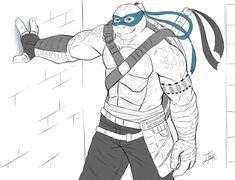 Ninja Turtles 2014, Teenage Mutant Ninja Turtles, Tmnt, Tortugas Ninja Leonardo, Fast Drawing, Lazy Person, Chocolate Turtles, Disney Princess Pictures, How Big Is Baby