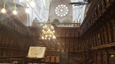 Coro de la Catedral de Burgos