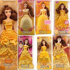 3ba71a1894 Tomas' Toy Box • disneydollscollectiblesandmore: ... Disney Princess Dolls, Disney  Dolls