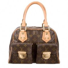 fae4b6d91d79 Louis Vuitton Monogram Canvas Manhattan Pm  Louisvuittonhandbags