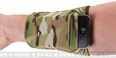 Evike.com Airsoft Guns - Tac. Gear/Apparel   Evike.com Airsoft Guns - Pouches   Evike.com Airsoft Guns - Tan / Desert Pouches   Evike.com Airsoft Guns - Pro-Arms iPhone Wrist Pouch - Digital Desert  