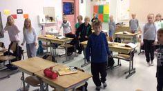 Neljän kertotaulu tasapainotellen. Multiplication And Division, Maths, Third Grade