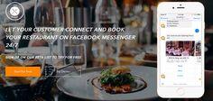 Chatobook, el primer portal de reservas de restaurantes a través de chatbot http://blgs.co/Lc1T6O