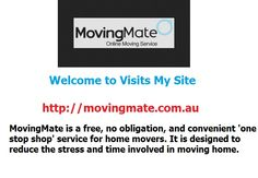 http://movingmate.com.au/ Offer spotlight We will be giving away up to $100 when you sign up to 1 or more services.