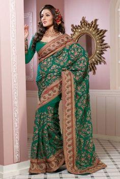 designer-salwar-kameez -> Lovin the long sleeve...