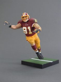 Ryan Kerrigan,  Washington Redskins custom mcfarlane by www.playactioncustoms.com